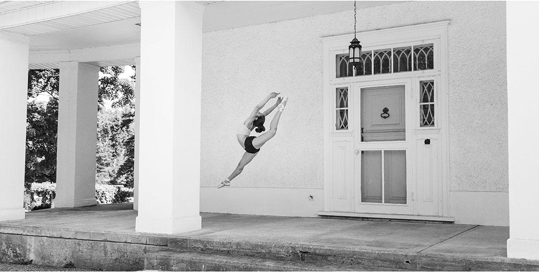Danse portfolio artistique