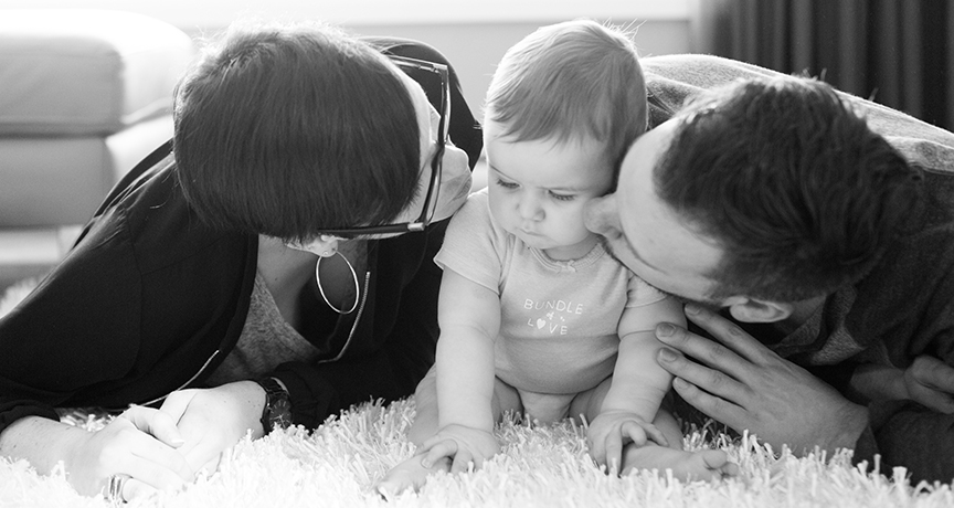 Photographie Lifestyle famille